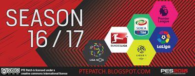 Free Download PES 2016 – PTE Patch 6.0 Full Version Terbaru Gratis