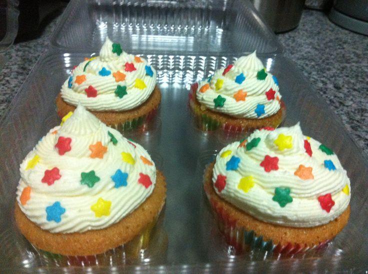 Delishus Cupcakes Colors