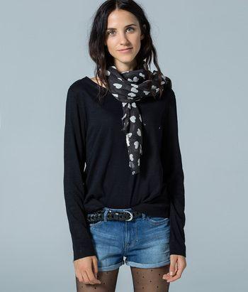 CAMISETA CON BOLSILLO » Knitwear 2+1 EU » Woman » Springfield Man & Woman