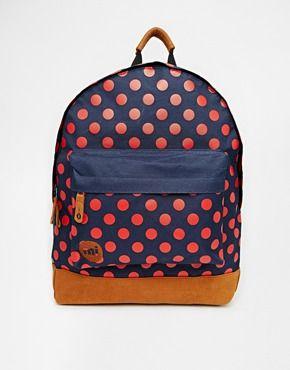 Polka Dots Bag Pack   Mi Pac   Polka Dots