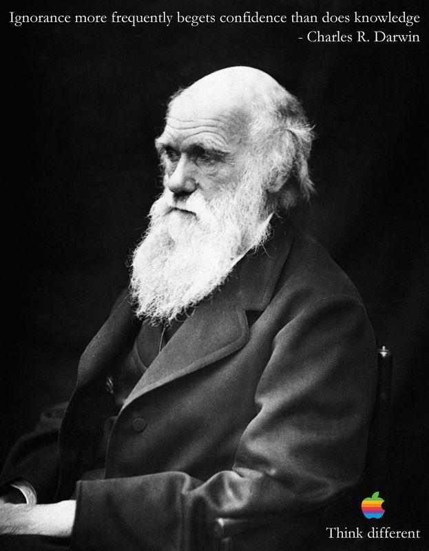 Charles Robert Darwin - Feb 11, 1809 – Apr 18, 1882. 1853 – Royal Medal. #Apple #SteveJobs #iPhone #Macintosh #Woz #Museum #Prague #Czech #CzechRepublic #Europe #World #Travel #Think #Different