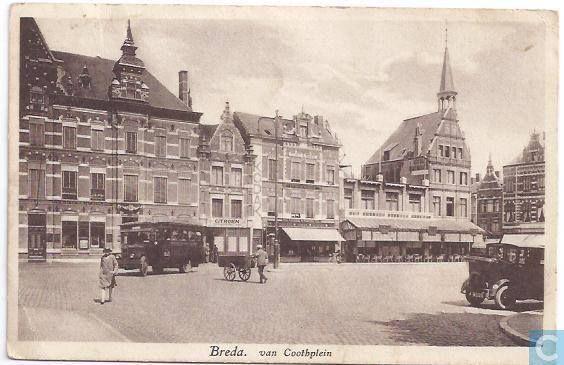 Breda, van Coothplein