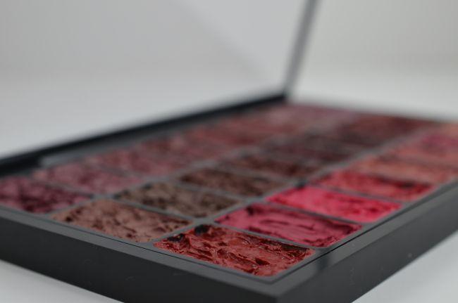 Photos of My Custom MAC LipstickPalette!