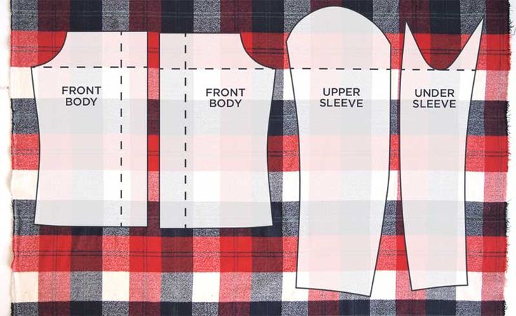 How to Match Plaids When You Sew | Sew Mama Sew | (Matching Plaids / Check / Tartan patterned fabric)
