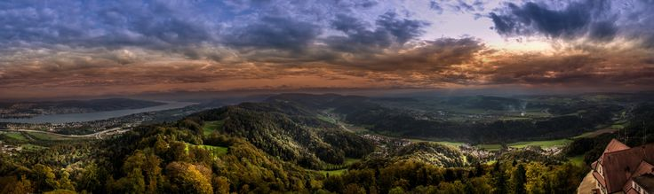 Zurich, Uetliberg: Top Of Zurich by Neil Braithwaite on 500px