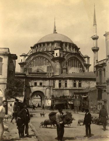 Nerede o eski İstanbul 17.1915, Nuri Osmaniye, İstanbul