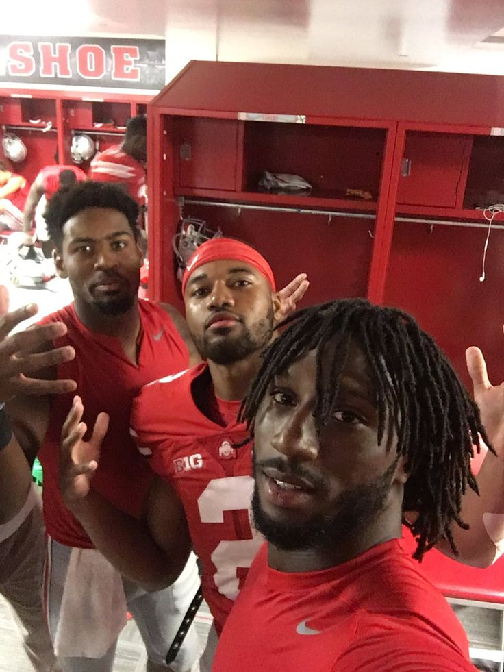 These boys came to play today! #DBU Ohio State Football