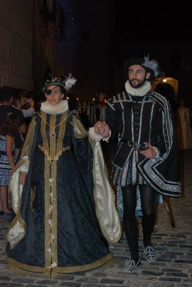 El Festival ducal de Pastrana va cogiendo fuerza año tras año. Se celebra en la tercera semana del mes de julio.