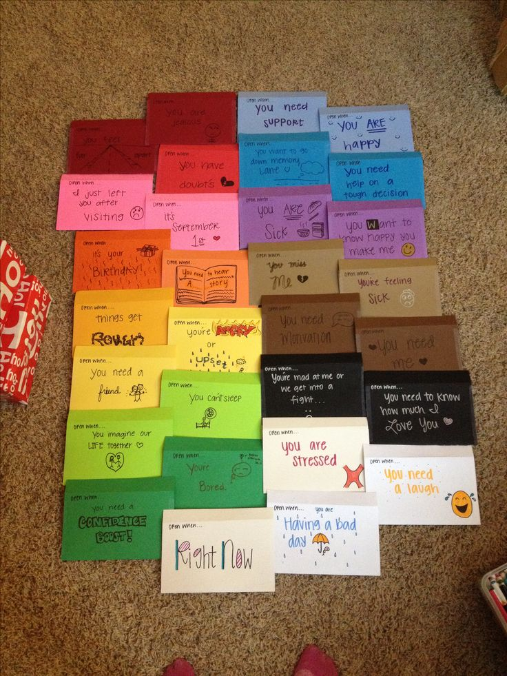 Open when letters for my long distance boyfriend for for What should i do for my boyfriends birthday