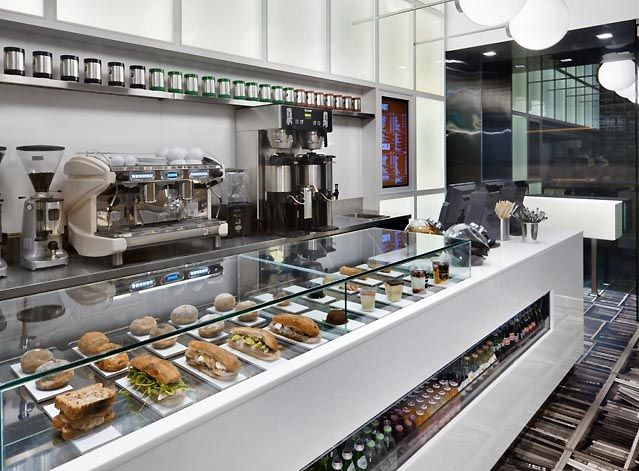 Small Cafe Interior Design Ideas