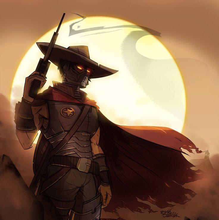 Star Sheriff by siddoj on @DeviantArt