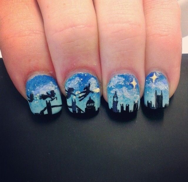 16 best SA Nails images on Pinterest | Spirited away, Nail art and ...