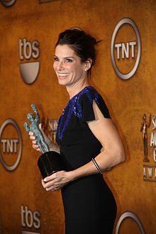 Best Actress: Sandra Bullock  Why? She can act like there's no tomorrow. And she's gorgeous.