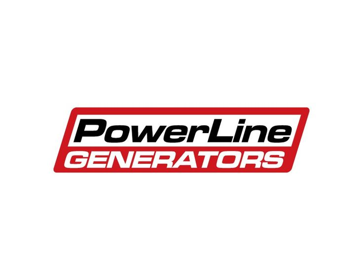 """We need a logo for """"Powerline Generators"""", a line of industrial generator sets that we design and build. by 262_kento"""