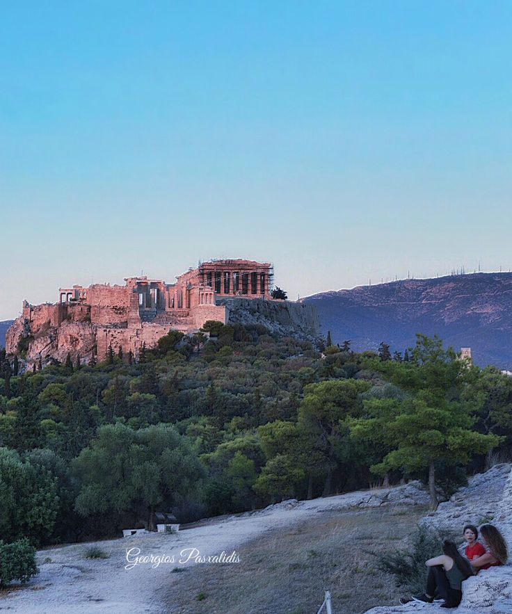 ACROPOLIS..ATHENS...GREECE.....