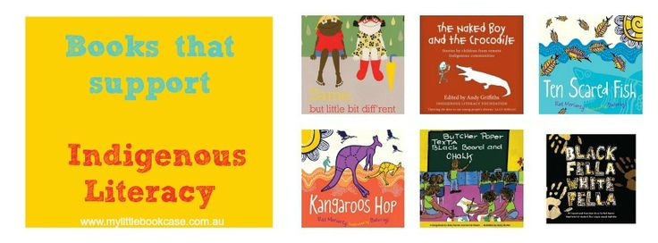 My Little Bookcase | Blog | Book List: Supporting Indigenous Literacy : A love of reading starts with one special story