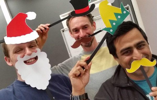 Oakwood - Christmas Photo Booth Props