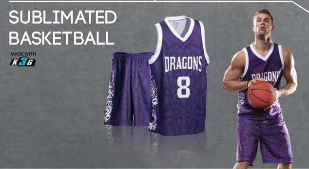 Sublimated Basketball Jerseys! Tell your coach you want to design yours! #Swish #Basketball #Jerseys #Kobe #Sublimation