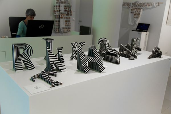 betype:  Galerie Handwerk Munic 2014 by Jerome Corgier