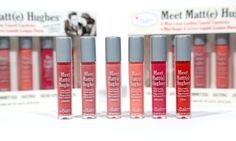"""NEW PRODUCT ALERT! I - http://47beauty.com/cosmeticcompanies/new-product-alert-i/ https://www.avon.com/?repid=16581277 Shop Avon & Save  NEW PRODUCT ALERT! Introducing the Meet Matt(e) Hughes Mini Set, featuring 6 top-selling shades of our truly loyal liquid lipsticks.  theBalm Cosmetics TheBalm Cosmetics boasts a complete line of makeup, skin care, hair care and nail polish. With a """"beauty in five minutes"""" philosophy, theBalm's multi-use, mega"""