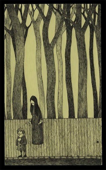 I love it! illustration by John Kenn. More in :  http://johnkenn.blogspot.com.es/