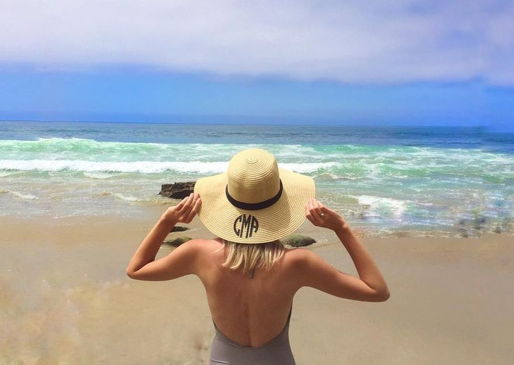 awesome Get your August custom beach hat order in before we are fully booked!️ . . . . ....  Get your August custom beach hat order in before we are fully booked!☀️ . . . . . . . . #custom #beachhat #beachwedding #beach bach #bachelorett...