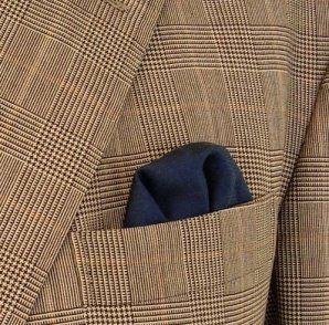 How To Properly Rock A Pocket Square - by Brett & Kate Mckay - via   artofmanliness