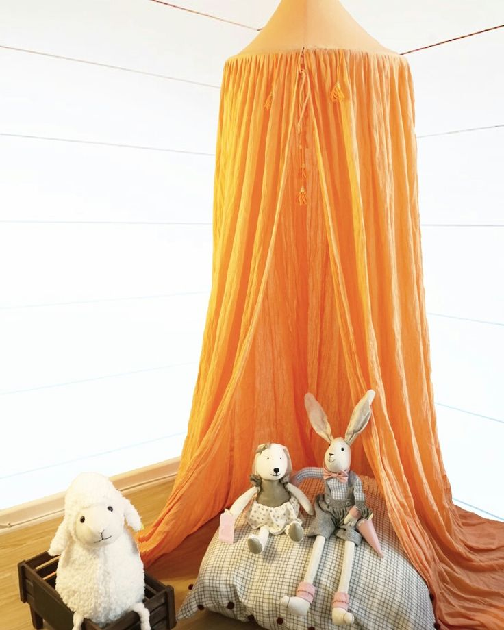 Orange crush canopy
