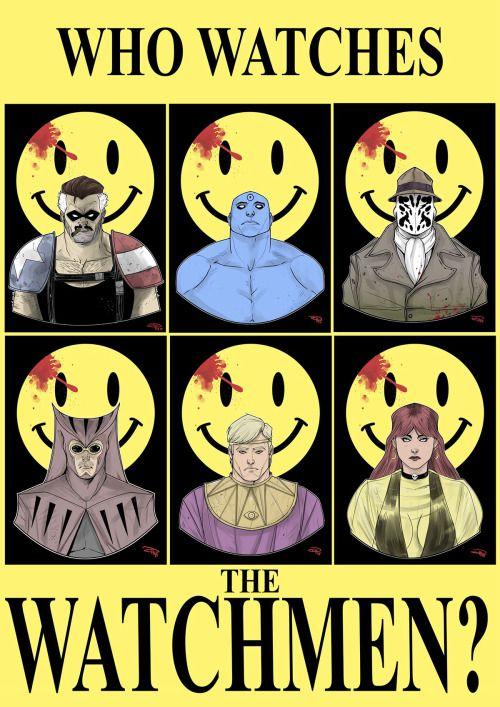 Who Watches the Watchmen? - Denis Medri