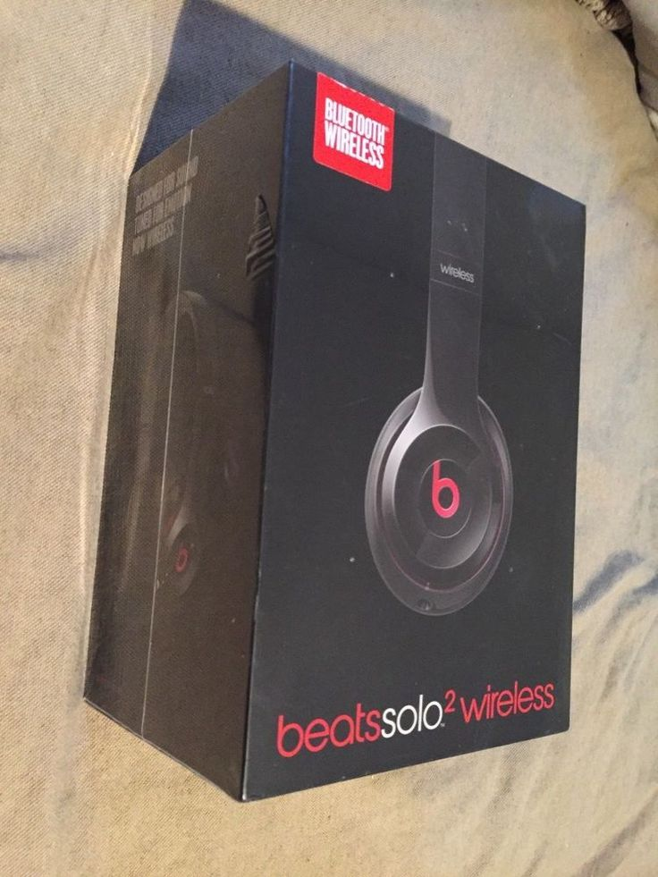 Beatssolo 2 Wireless Headphones | Consumer Electronics, Portable Audio & Headphones, Headphones | eBay!