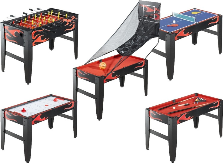 20-in-1 Multi-Game Table. Entertain the whole family. serenityhealth.com