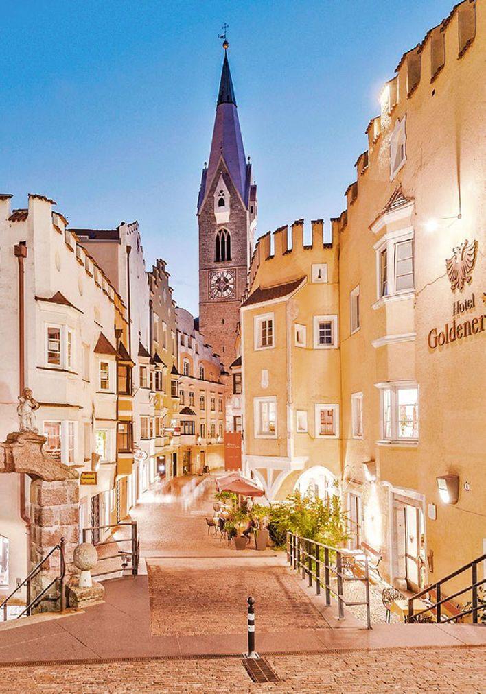 Schlafen Speisen Und Shoppen In Brixen Wandern Südtirol