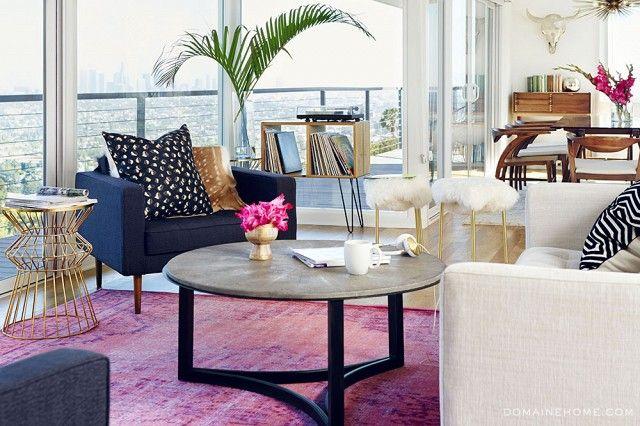 Exclusive: Tour Claire Thomas' Mod House on Stilts | MyDomaine