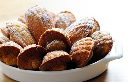 Madeleines Recipe - Great British Chefs