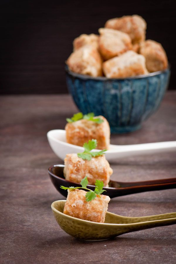 Chinese Crab Roll