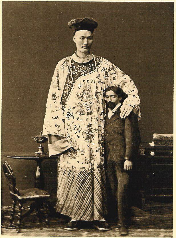Ancient Human Giants Oriental giant