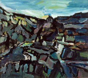 Peter Prendergast: Quarry