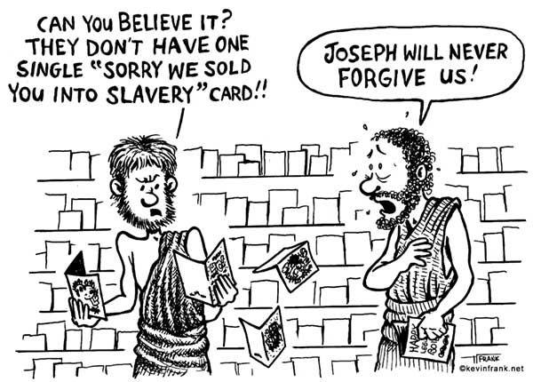 Sorry Joseph