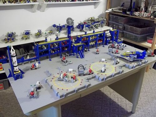 lego city lunar space station amazon - photo #24