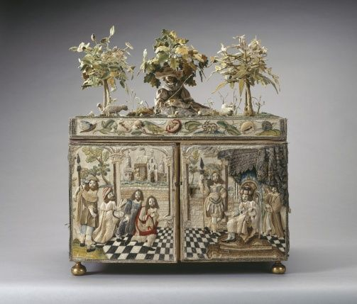 Mansilla Tunon Royal Collections Museum: 10+ Images About 17th Century Needlework On Pinterest