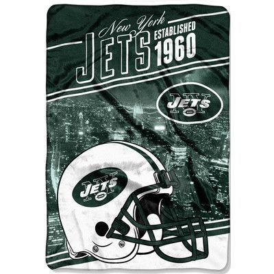 Northwest Co. NFL Jets Stagger Throw
