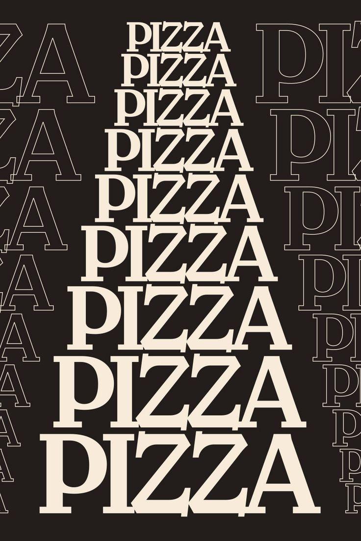 Di Beppe by Glasfurd & Walker, Canada. #branding #design #poster