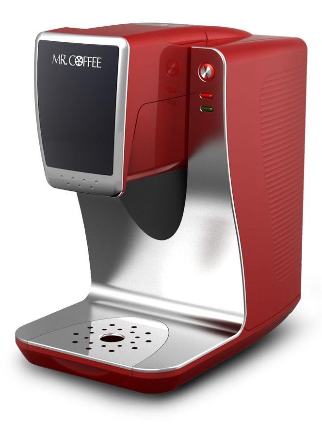 Mr Coffee single serve