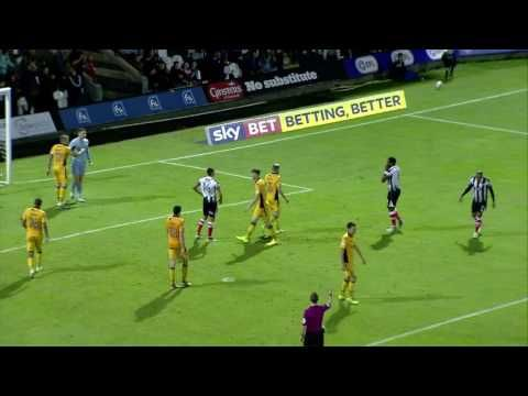 Grimsby Town vs Newport County - http://www.footballreplay.net/football/2016/09/27/grimsby-town-vs-newport-county/