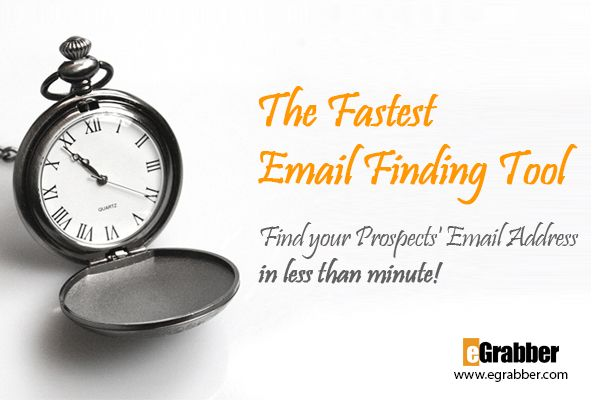 The fastest email address finding tool, find your prospects email address in less than minute. #email #emaillist #prospecting #sales #leads #marketing #marketingtips #b2b #ceo #corporate #professional