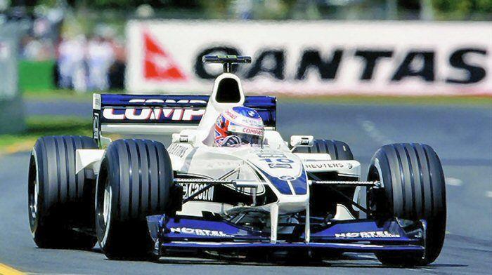 Australia 2000 • WILLIAMS  FW22