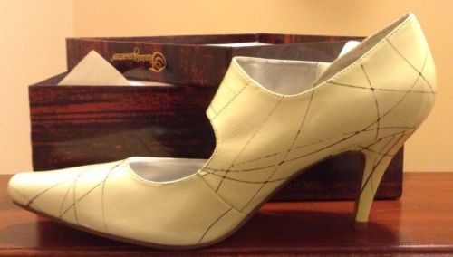 Women's size 12 vintage strappy heels
