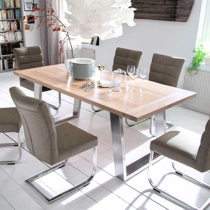 die besten 25 tischgestell edelstahl ideen auf pinterest tischbeine edelstahl edelstahl. Black Bedroom Furniture Sets. Home Design Ideas