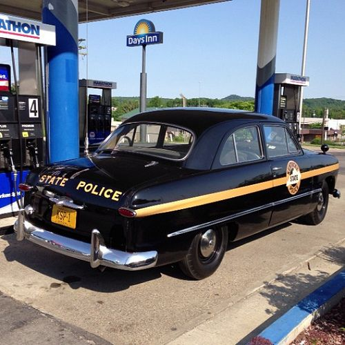 1951 Ford, Kentucky State Police Cruiser....