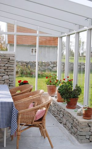 Specialsnickeriet Jimmy Petterson, Gotland - Produkter: Växthus